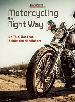 """BUY """"Motorcycling the Right Way"""""""
