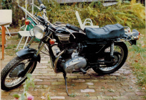 My 1971 Bonnie. I owned it until 1989.