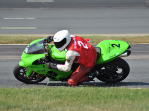 Me and my ZX6 Turn 11 NHMS.