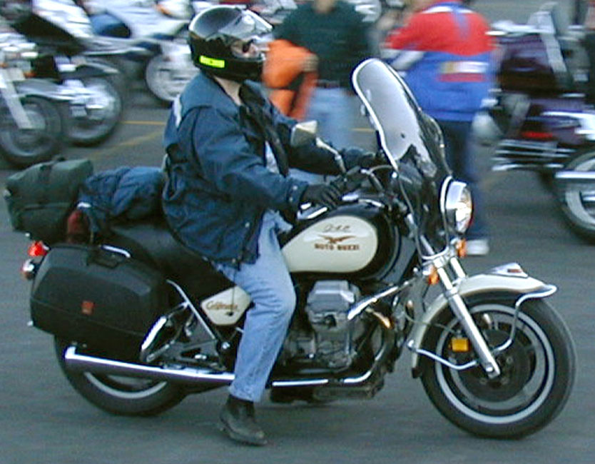 How to Ride a Motorcycle Slowly   Riding in the Zone