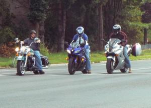 Skill development benefits all types of riders.