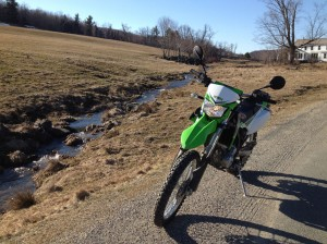 There's nothing like being in nature while learning to be a better rider at the same time.
