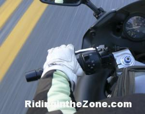 Smooth Shifting is a hallmark of riding proficiency.