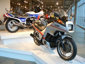 These 1980s turbo charged bikes awarded the rider with a n addictive rush of power.