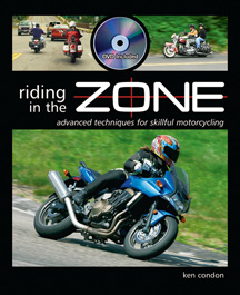 """Riding in the Zone"""