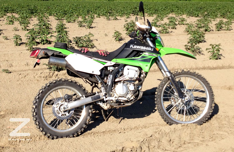 The Best KLX250s Modifications