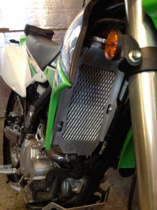 SW-MOTECH radiator guards