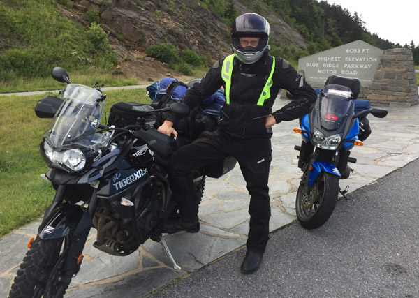 Long Term Review 2016 Triumph Tiger 800 Xrx Riding In The Zone