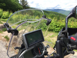 MRA Spoiler Blade and GPS Mount.