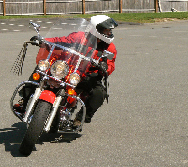 Body Position Tips for More Effective Cornering | Riding in